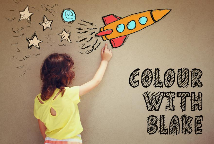 Colour With Blake