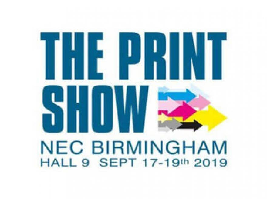 Blake to exhibit at The Print Show 2019!