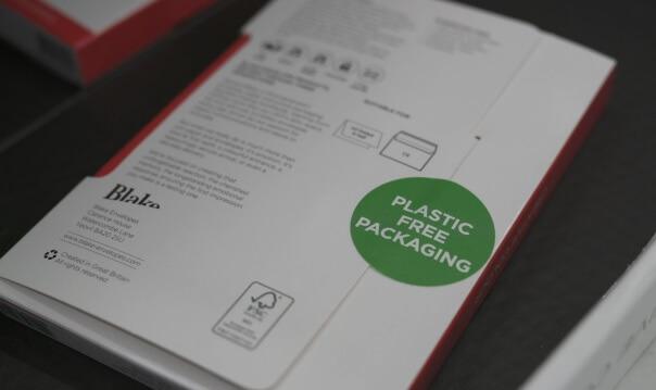 Plastic-Free Retail Packs