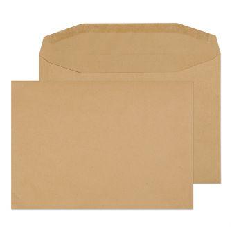 Mailer Gummed Manilla C5 162x229 80gsm Envelopes