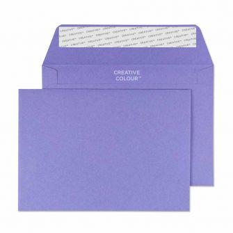 Wallet Peel and Seal Summer Violet C6 114x162 120gsm Envelopes