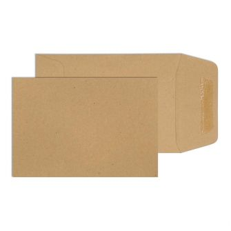 Pocket Gummed Manilla 98x67 80gsm Envelopes