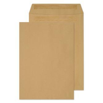 Pocket Self Seal Manilla B4 352x250 120gsm Envelopes