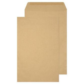 Pocket Gummed Manilla 381x254 90gsm Envelopes