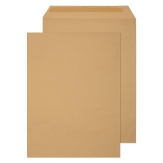 Pocket Gummed Manilla 406x305 100gsm Envelopes