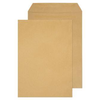 Pocket Self Seal Manilla C4 324x229 80gsm Envelopes