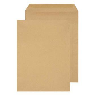 Pocket Gummed Manilla 406x305 115gsm Envelopes