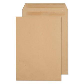 Pocket Self Seal Manilla C4 324x229 90gsm Envelopes