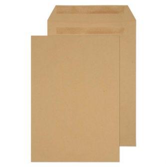 Pocket Self Seal Basket Weave Manilla C4 324x229 115gsm Envelopes