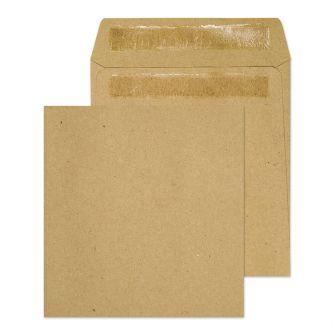Wage Envelope Self Seal Manilla 108x102 80gsm Envelopes