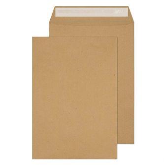 Pocket Peel and Seal Manilla 254x178 115gsm Envelopes