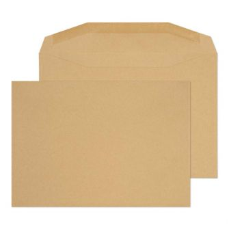 Mailer Gummed Manilla C5- 155x220 80gsm Envelopes