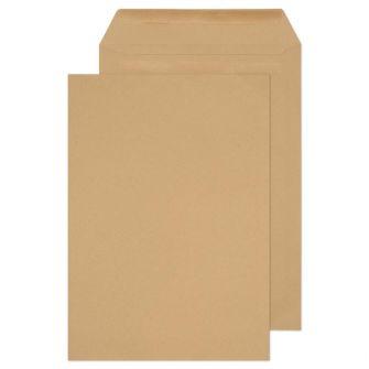 Pocket Self Seal Manilla B4 352x250 90gsm Envelopes