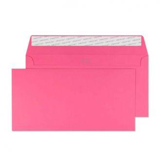 Wallet Peel and Seal Flamingo Pink DL+ 114x229 120gsm Envelopes