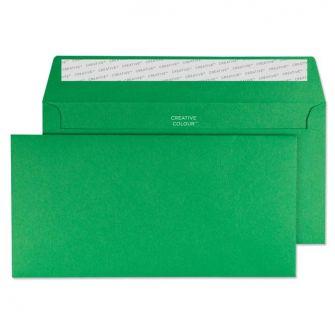 Wallet Peel and Seal Avocado Green DL+ 114x229 120gsm Envelopes