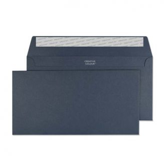 Wallet Peel and Seal Oxford Blue DL+ 114x229 120gsm Envelopes