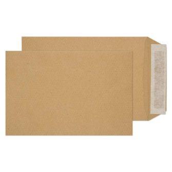 Pocket Peel and Seal Manilla 190x127 115gsm Envelopes