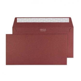 Wallet Peel and Seal Bordeaux DL+ 114x229 120gsm Envelopes