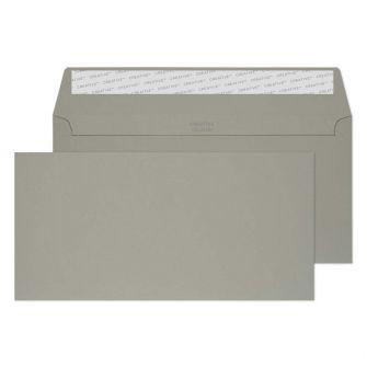 Wallet Peel and Seal Storm Grey DL+ 114x229 120gsm Envelopes