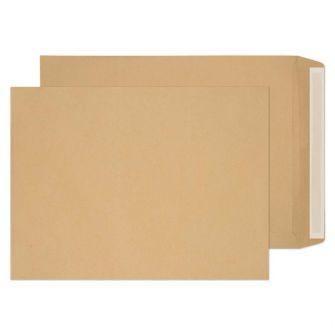 Pocket Peel and Seal Manilla 406x305 115gsm Envelopes