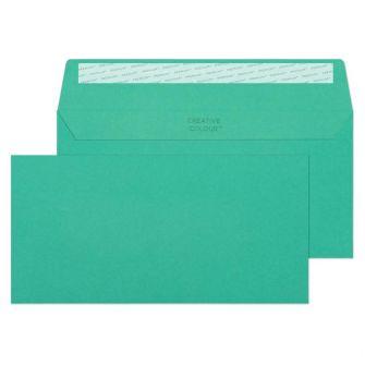 Wallet Peel and Seal Teal DL+ 114x229 120gsm