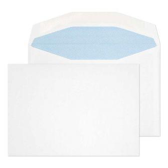Mailer Gummed White C6 114x162 80gsm Envelopes