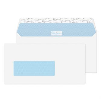 Wallet Peel and Seal Window Envelopes