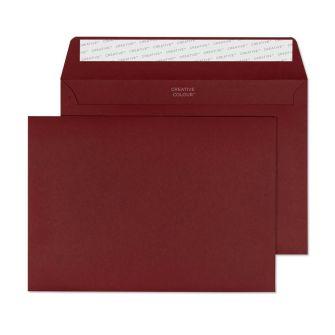 Wallet Peel and Seal Bordeaux C5 162x229 120gsm Envelopes
