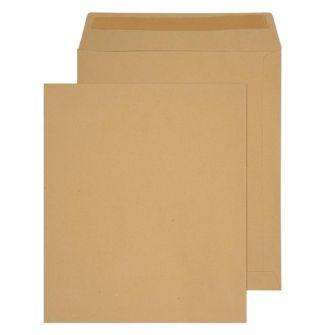 Pocket Gummed Manilla 330x279 115gsm Envelopes