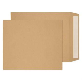 Pocket Peel and Seal Manilla 330x279 115gsm Envelopes