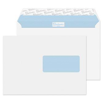 Wallet Peel and Seal Window Envelopes