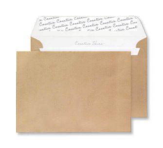 Wallet Peel and Seal Metallic Gold C4 229x324 130gsm Envelopes