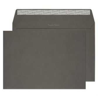Wallet Peel and Seal Graphite Grey C4 229x324 120gsm