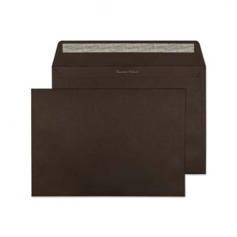 Wallet Peel and Seal Bitter Chocolate C4 229x324 120gsm Envelopes
