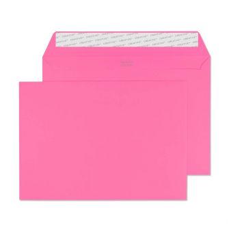 Wallet Peel and Seal Flamingo Pink C5 162x229 120gsm Envelopes