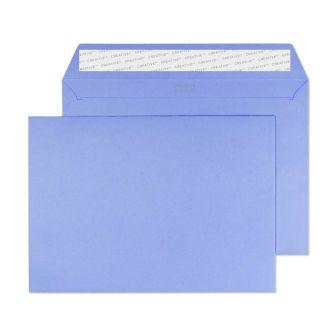 Wallet Peel and Seal Summer Violet C5 162x229 120gsm Envelopes