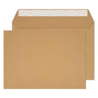 Wallet Peel and Seal Biscuit Beige C5 162x229 120gsm Envelopes