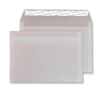 Wallet Peel and Seal Translucent White C5 162×229mm 90gsm