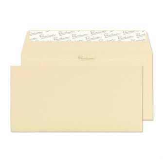 Wallet Peel and Seal Vellum Wove DL 110x220 120gsm Envelopes