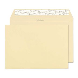 Wallet Peel and Seal Vellum Wove C5 162x229 120gsm Envelopes