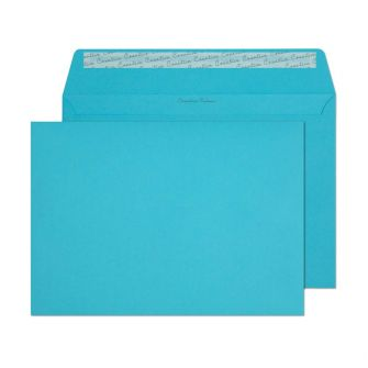 Wallet Peel and Seal Cocktail Blue C4 229x324 120gsm
