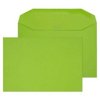Mailer Gummed Lime Green C5+ 162x235 120gsm Envelopes