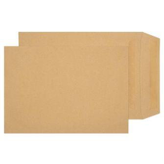 Pocket Self Seal Manilla 254x178 90gsm Envelopes