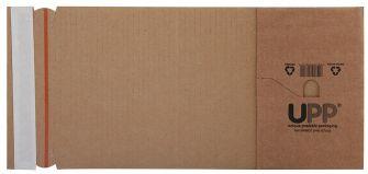Book Wrap Peel and Seal Manilla 302x215x80