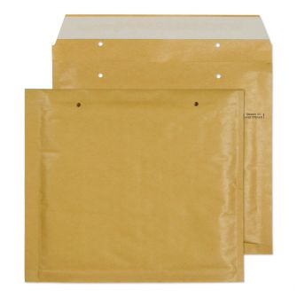 Padded Bubble Pocket Peel and Seal Gold CD 165x180