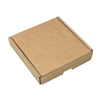 Small Postal Box Kraft 102 x 110 x 20