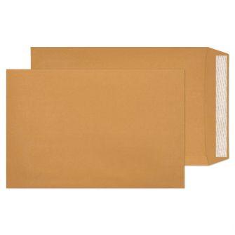 Pocket Peel and Seal Cream Manilla 381x254 130gsm Envelopes