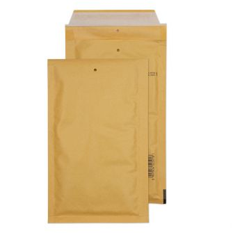 Padded Bubble Pocket Peel and Seal Gold DL 220x120