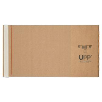 Book Wrap Peel and Seal Manilla 238 x 158 x 60