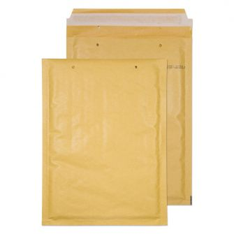 Padded Bubble Pocket Peel and Seal Gold 360x270